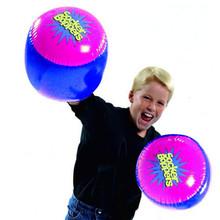 广东厂家定做PVC环保充气亲子拳击游戏手套玩具可来图定制