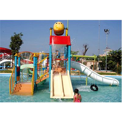 主题水上乐园游乐设备 水上世界儿童乐园游艺设施 真正厂家源头