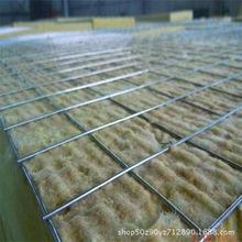 铝箔纸复合岩棉板每平米报价 防火竖丝岩棉板厂家一立方价格