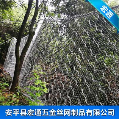 环形网 环形被动防护网 环形边坡防护网 被动环形网rxi-050