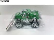 厂家直销儿童惯性车玩具/喷漆惯性越野军事车/塑料玩具车