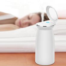 創意便攜迷你易拉罐加濕器 USB靜音家用新奇特 新款貝殼加濕器