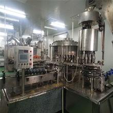 二手三合一灌装设备 易拉罐灌装设备 口服液灌装 碳酸饮料灌装机