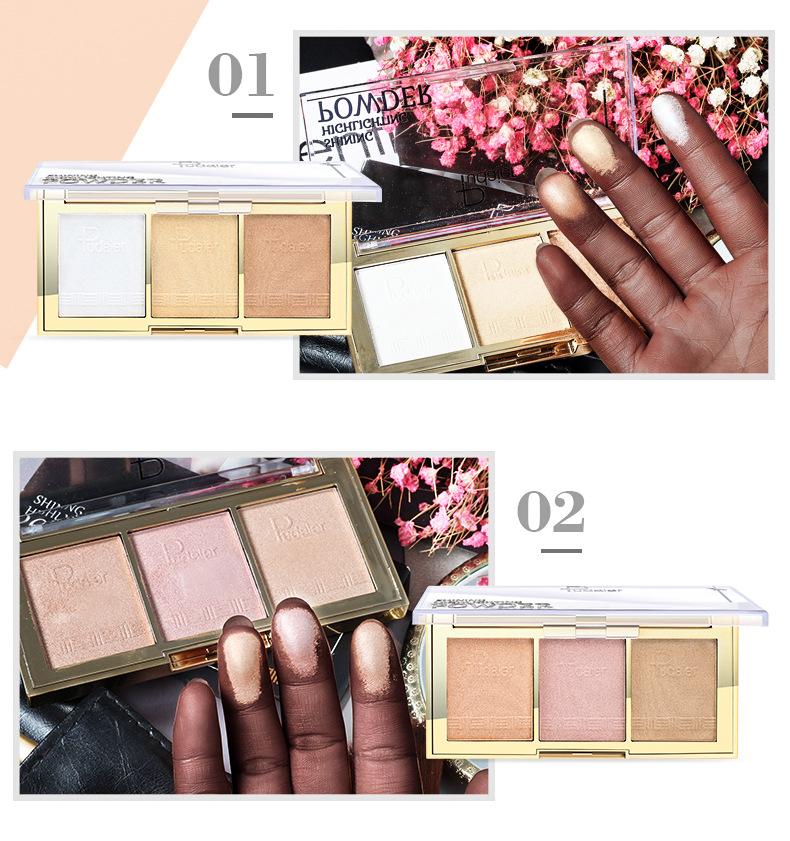 Pearl Powder Brightening Facial Cleansing