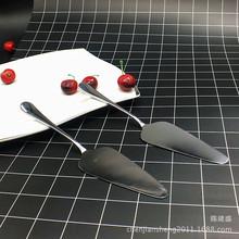 不锈钢蛋糕铲/烘焙工具/西式甜品叉子/披萨刀/蛋糕铲套装定制LOGO