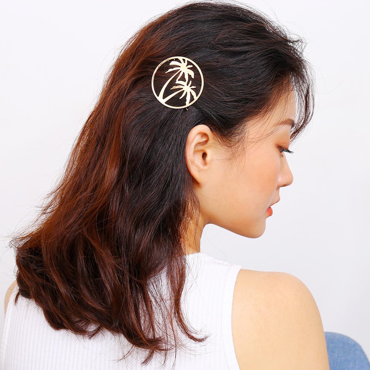 Alloy Simple Geometric Hair accessories  Alloy 0354 NHXR2484Alloy0354