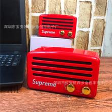 桌面無線音箱潮流智能藍牙音箱低音便攜式戶外掛帶其他揚聲器