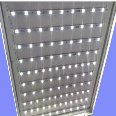 LED防水拉布灯箱灯条,防水漫反射灯条现货供应深圳厂家直销