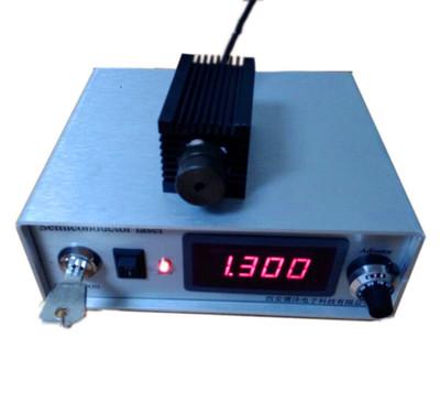 厂家包邮红外激光器808nm大功率适用于转换荧光材料检测辅助光源