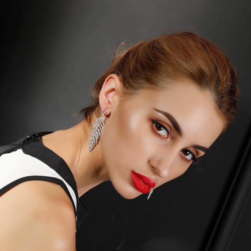Alloy Fashion Geometric earring  (66189002) NHXS2142-66189002