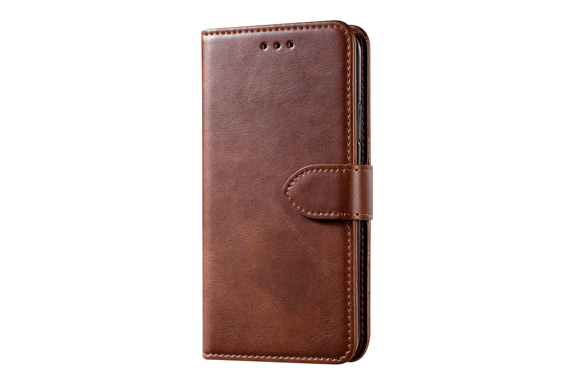 2019 XS MAX حالة محفظة جلدية 8Plus حالة الهاتف المحمول جلد العجل غطاء واقي XR بطاقة iPhone7