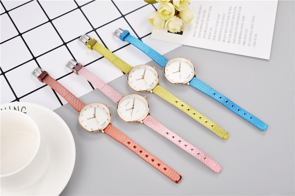 Alloy Fashion  Ladies watch  (white) NHSY1448-white