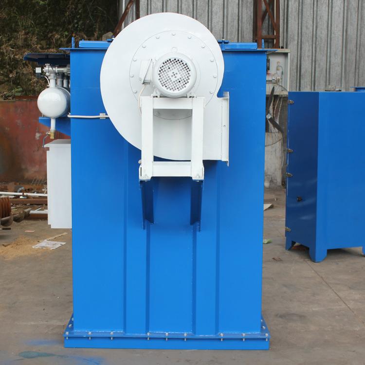 纺织厂收尘用脉冲喷吹袋式除尘器