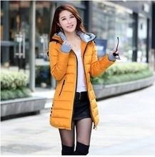 2018冬裝新款棉衣中長款歐美冬衣保暖棉襖加厚大碼女裝冬季外套