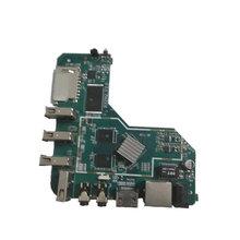 外贸MXQ4k网络机顶盒PCBA S905w高清播放器RK3229 MXQpro主板定制