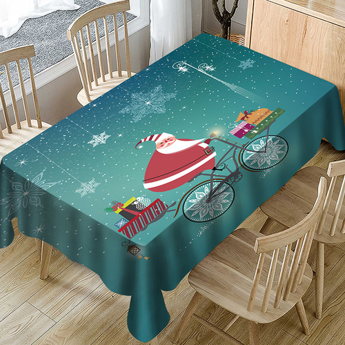 Tablecloth table cloth table cover Personalized table D digital printing table table personalized customized waterproof table cartoon table