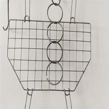 不銹鋼網筐網籃貨架網片鐵線焊接網片廠家直銷