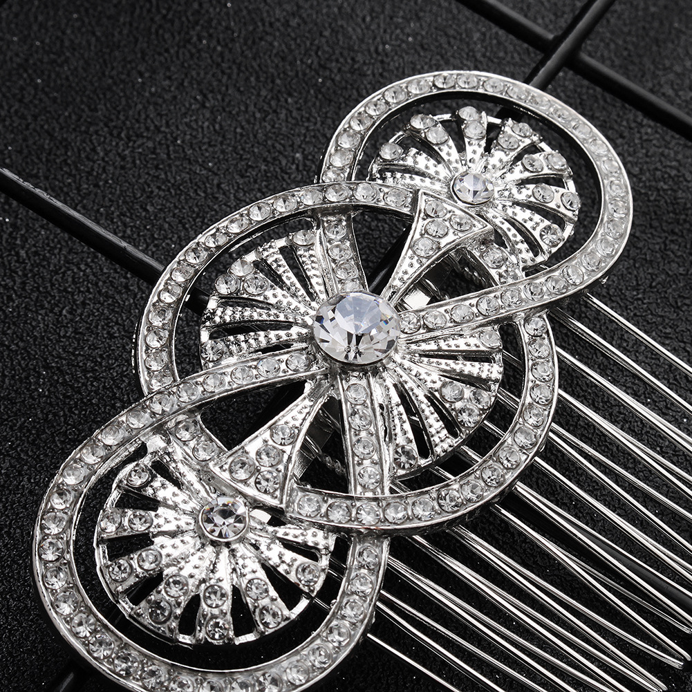 Alloy Fashion Geometric Hair accessories  (Alloy) NHHS0611-Alloy