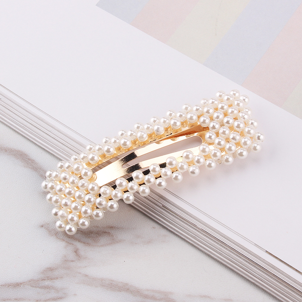 Alloy Fashion Geometric Hair accessories  (Alloy) NHJQ11024-Alloy