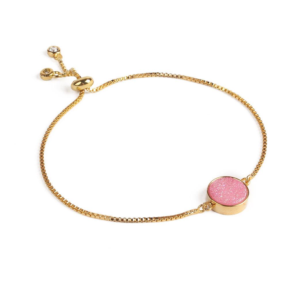 Crystal&CZ Fashion Geometric bracelet(B-B0541-A) NHGW0936-B-B0541-A