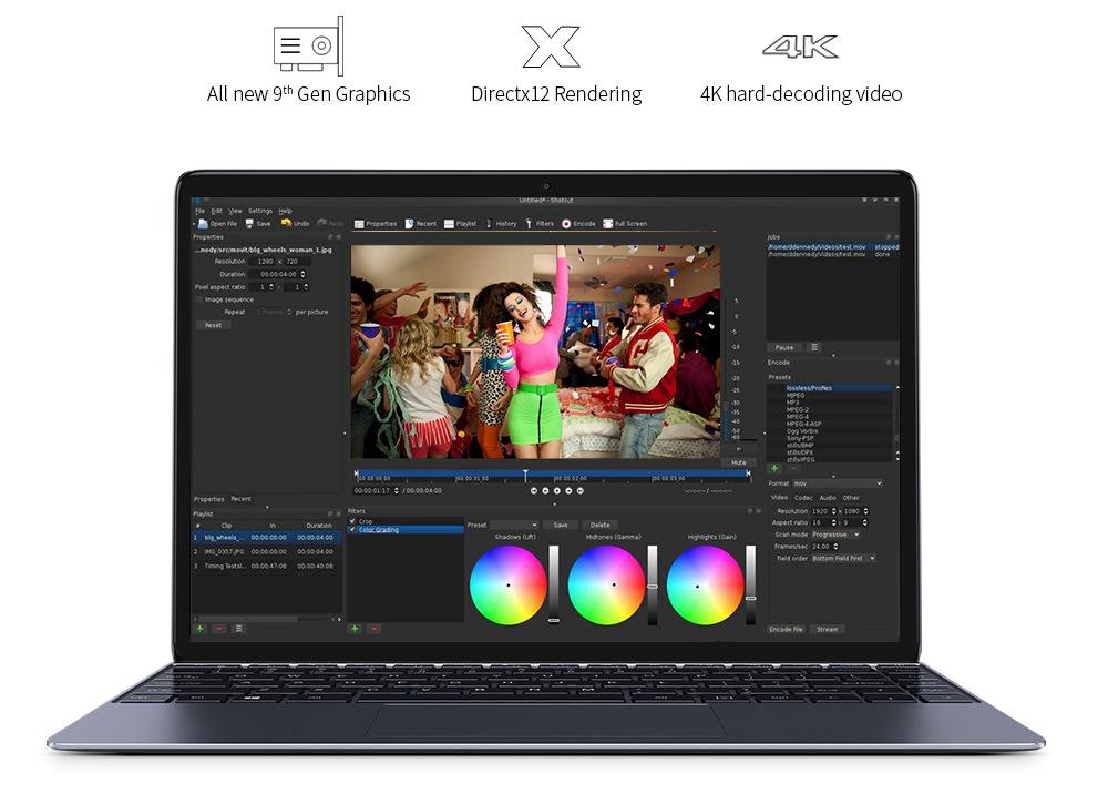 Chuwi LapBook SE правильный китайский ноутбук