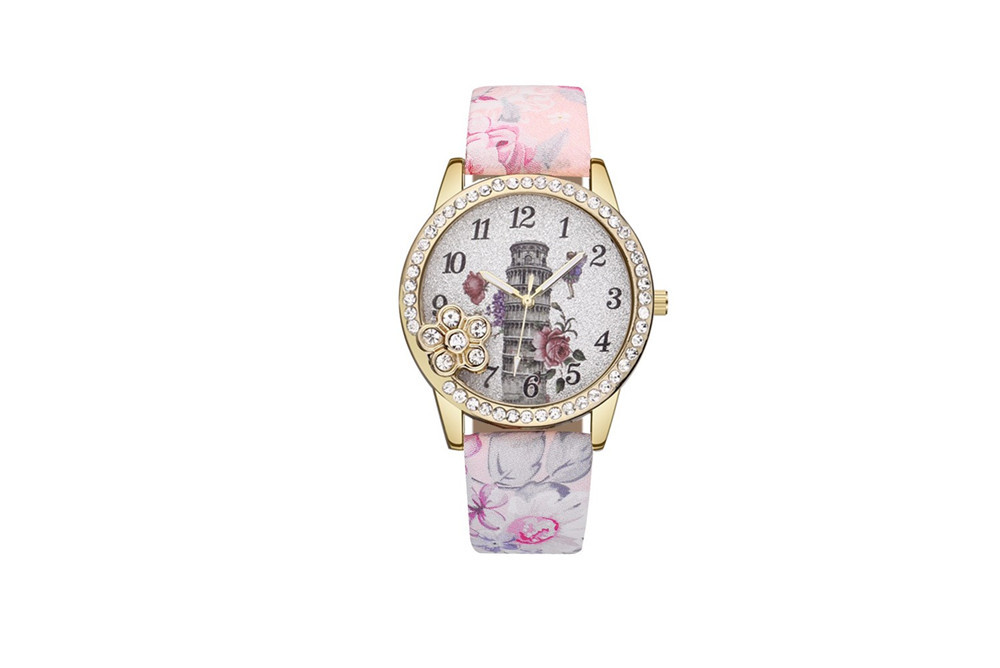 Alloy Fashion  Ladies watch  (red) NHSY1433-red