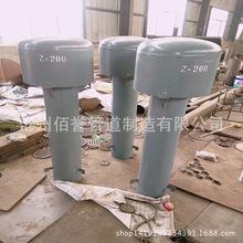 供应钢制罩型通气管生产厂家 佰誉罩型通气帽质优价廉