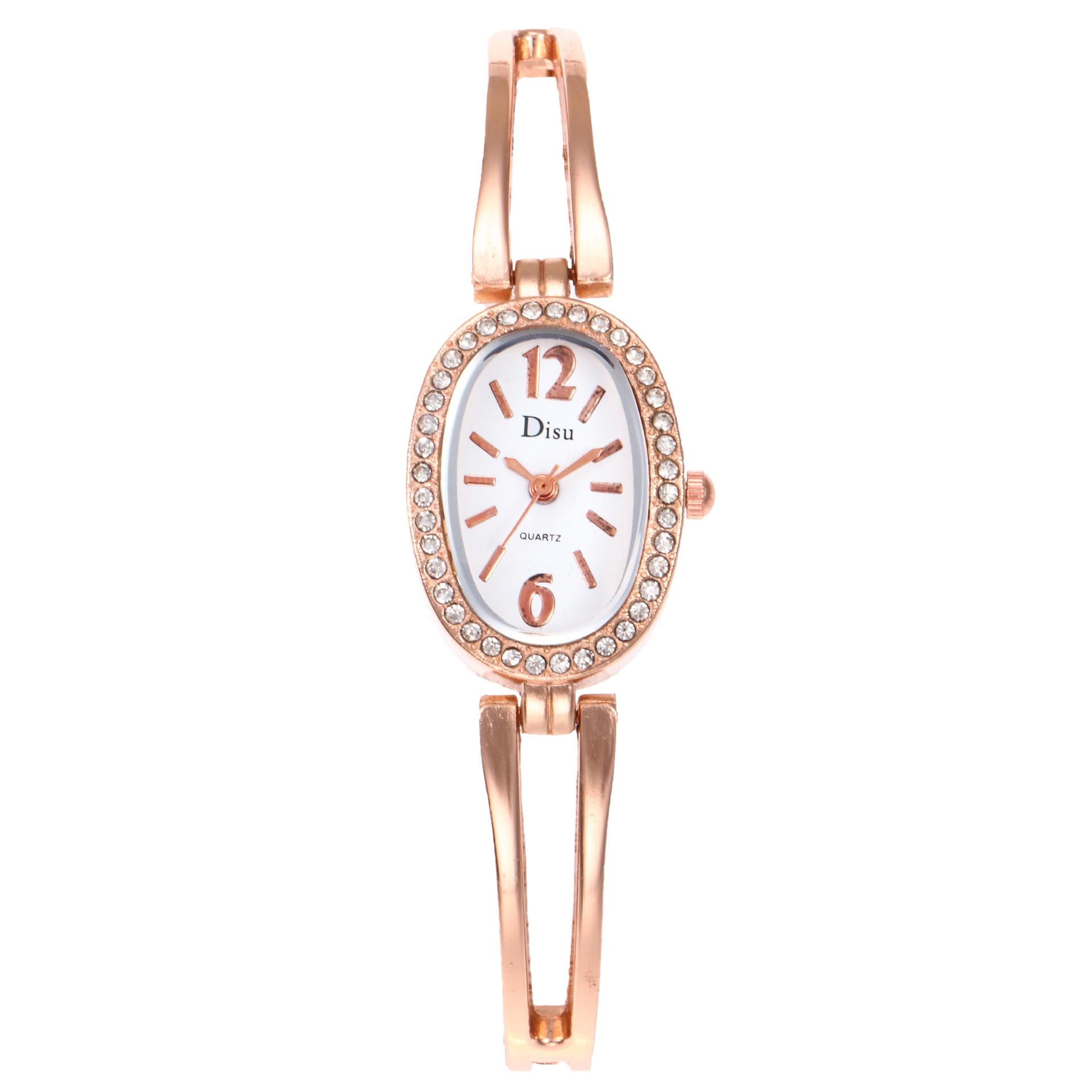 Alloy Fashionbracelet(1-rose gold) NHMM2300-1-rose-gold