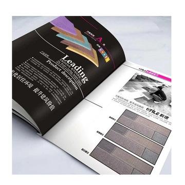 印刷宣传册 产品画册企业画册定制说明书样册a5笔记本定制印刷