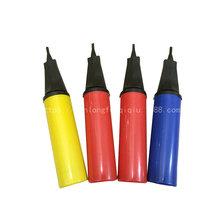 热卖手动气球打气筒 便携带28厘米手推气球吹塑玩具专用打气筒
