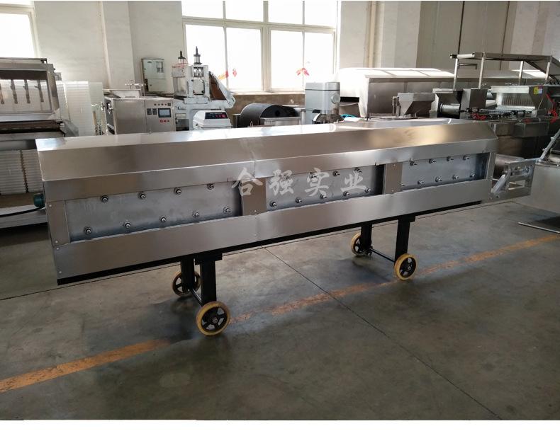 食品烘焙设备_隧道式饼干烘干隧道炉食品烘焙设备