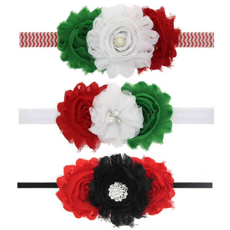 Cloth Fashion Flowers Hair accessories  (SD027-1)  Fashion Jewelry NHWO0934-SD027-1