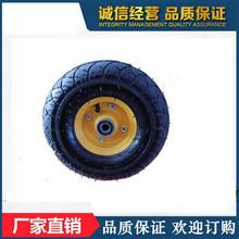 N来电订购 供应 高品质手推车轮子 橡胶充气轮胎 出口质量内外胎