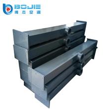 廠價直銷輕質高強手糊無機玻璃鋼風管化工廠專用有機玻璃鋼風管
