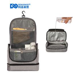 Creative travel wash storage bag waterproof bath bag hook wash bag multi-function cosmetic bag