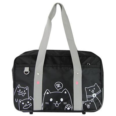 JK制服包日本學生書包名字日系二次元動漫周邊單肩斜跨包你的手提