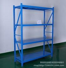 展示架 广州仓库货架中型角钢架子铁架子服装电商库房置物架小架z