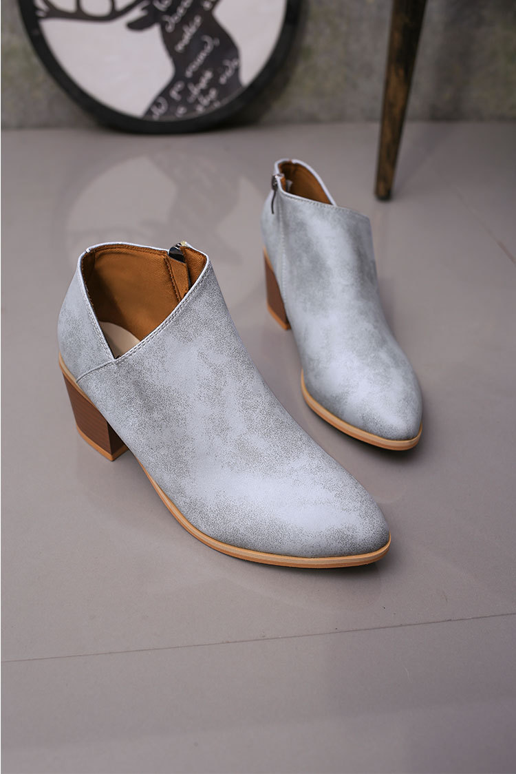 Cloth FashionShoes(Silver-35) NHTJ0048-Silver-35