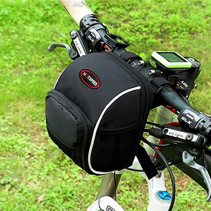 跨境专供户外运动自行车骑行包滑板车头包折叠车龙头包山地车前包