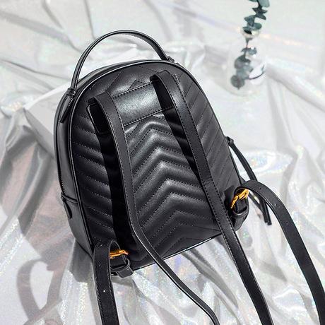 Ziser 2019G mới PU túi đeo vai may châu Âu và Hoa Kỳ gói thủy triều tùy chỉnh túi xách một thế hệ