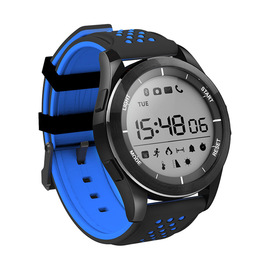 F3 multifunctional rotary sports smartwatch fitness exercise bracelet altitude air pressure night light waterproof super long standby