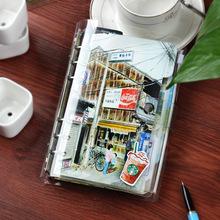 手账本?#35813;鱬vc文艺笔记本韩国创意手?#26102;?#23398;生日记本笔记本子定制