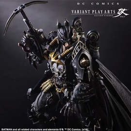 Jiamao animation steampunk Play Arts to PA Batman eternal series can be done