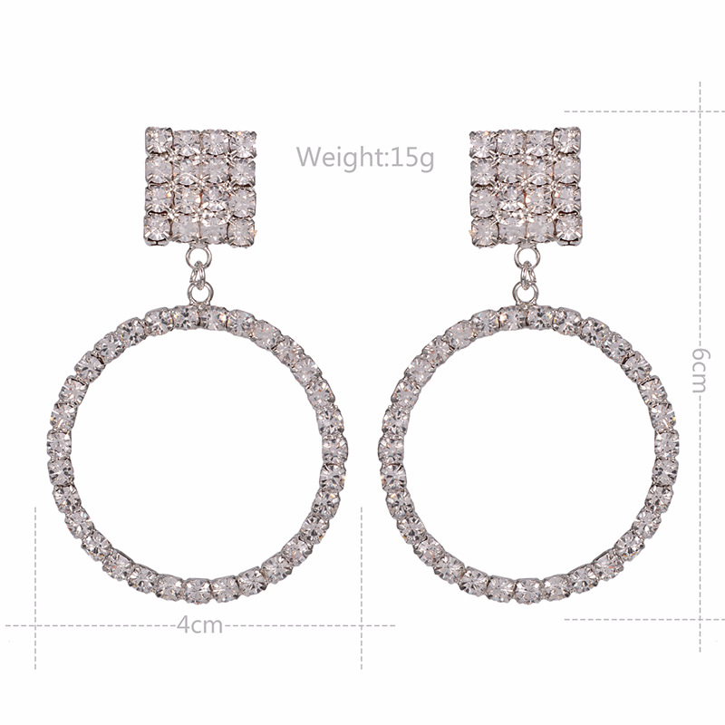Alloy Fashion Geometric earring  Alloy NHYT0945Alloy