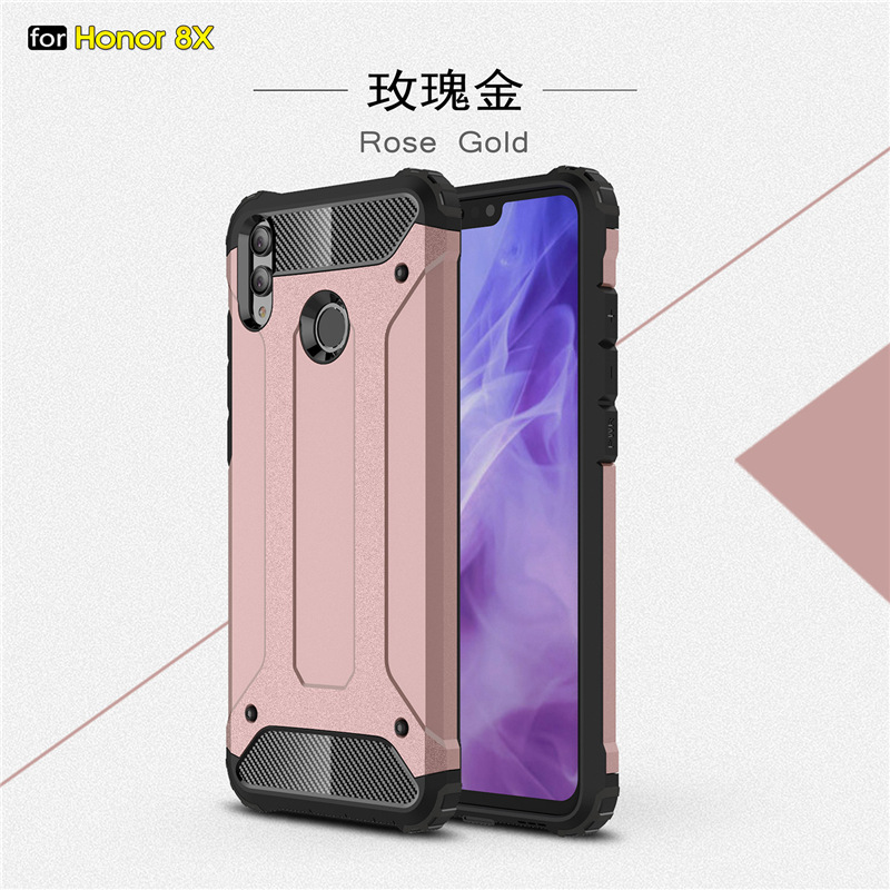 quality design ad6c9 df710 CUSHION SHOCK ABSORPTION Case for HUAWEI HONOR 8X | PrestoMall - Cases and  Covers
