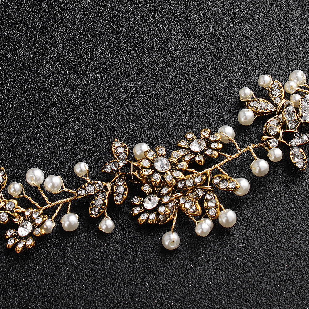 Alloy Fashion Flowers Hair accessories  Ancient alloy NHHS0050Ancient alloy