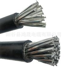10KV室外单芯加厚架空线电线缆线防老化JKLYJ 50至240平方批发