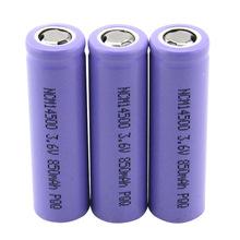 NCM14500 3.6v 850mAh PTR充电5号锂离子电池 3.7V 电动牙刷电池