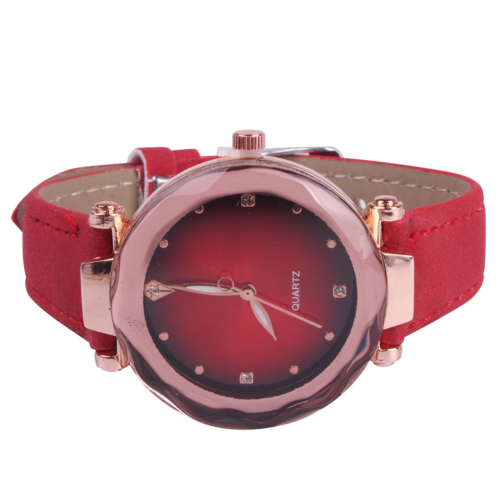 Alloy Fashion  Ladies watch  (1-pink)  Fashion Watches NHMM2273-1-pink