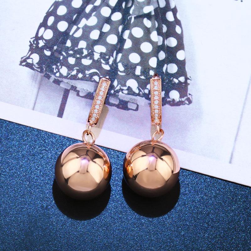 Alloy Fashion Geometric earring  Alloy  Fashion Jewelry NHAS0605Alloy